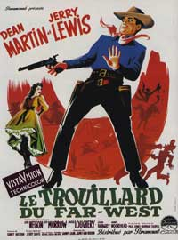 Pardners - 11 x 17 Movie Poster - French Style A