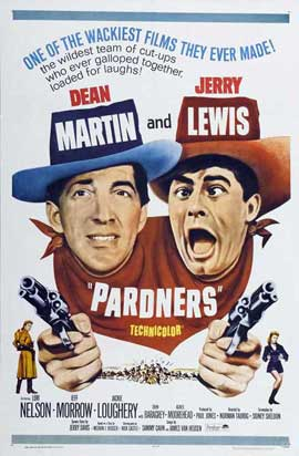Pardners - 11 x 17 Movie Poster - Style A