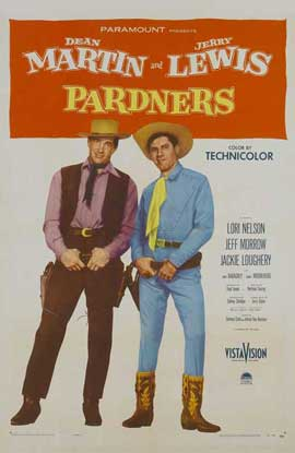 Pardners - 11 x 17 Movie Poster - Style B