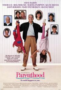 Parenthood - 11 x 17 Movie Poster - Style B
