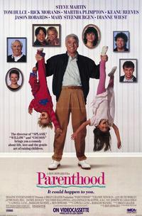 Parenthood - 43 x 62 Movie Poster - Bus Shelter Style A