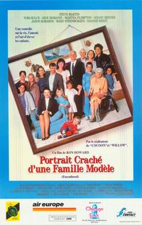 Parenthood - 11 x 17 Movie Poster - Belgian Style A