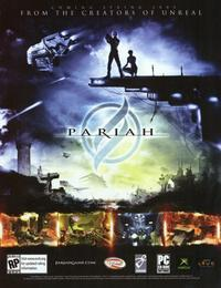 Pariah - 11 x 17 Video Game Poster - Style A