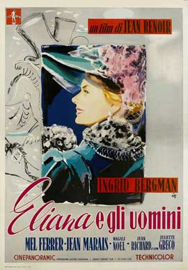 Paris Does Strange Things - 27 x 40 Movie Poster - Italian Style A