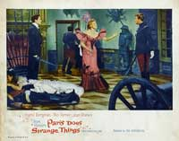 Paris Does Strange Things - 11 x 14 Movie Poster - Style C