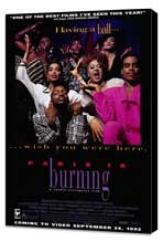Paris Is Burning - 27 x 40 Movie Poster - Style A - Museum Wrapped Canvas