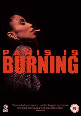 Paris Is Burning - 11 x 17 Movie Poster - Style B