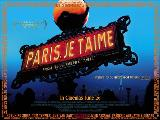 Paris Je T'aime - 11 x 17 Movie Poster - UK Style A