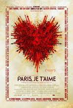 Paris Je T'aime - 11 x 17 Movie Poster - Style D