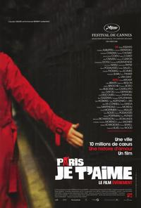 Paris Je T'aime - 27 x 40 Movie Poster - French Style A