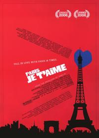 Paris Je T'aime - 43 x 62 Movie Poster - Bus Shelter Style A