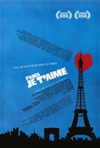 Paris Je T'aime - 27 x 40 Movie Poster - Style B