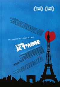 Paris Je T'aime - 43 x 62 Movie Poster - Bus Shelter Style B