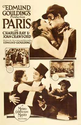Paris - 11 x 17 Movie Poster - Style A