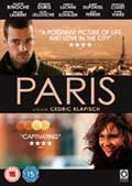 Paris - 30 x 40 Movie Poster UK - Style A