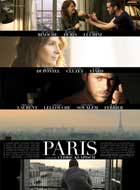 Paris - 11 x 17 Movie Poster - UK Style C