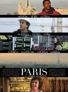 Paris - 11 x 17 Movie Poster - UK Style F
