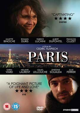 Paris - 11 x 17 Movie Poster - UK Style A