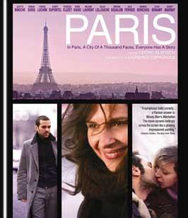 Paris - 11 x 17 Movie Poster - Style D