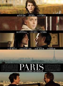 Paris - 11 x 17 Movie Poster - UK Style B