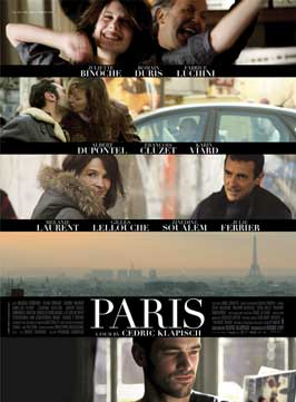 Paris - 11 x 17 Movie Poster - UK Style D