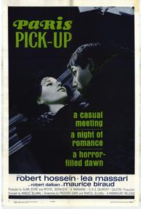 Paris Pick-up - 11 x 17 Movie Poster - Style A