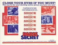 Paris Secret - 11 x 14 Movie Poster - Style A