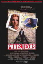 Paris, Texas - 27 x 40 Movie Poster - Style A