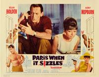 Paris When It Sizzles - 11 x 14 Movie Poster - Style D