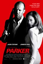 Parker - 11 x 17 Movie Poster - Style C