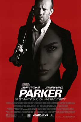 Parker - DS 1 Sheet Movie Poster - Style A