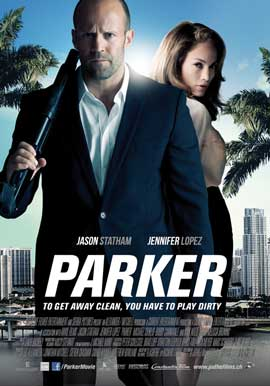 Parker - 11 x 17 Movie Poster - Style B