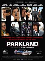 Parkland - 11 x 17 Movie Poster - French Style A
