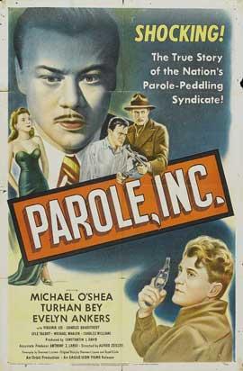 Parole, Inc - 11 x 17 Movie Poster - Style A