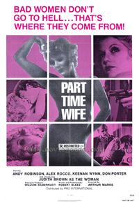 Part Time Wife - 43 x 62 Movie Poster - Bus Shelter Style A