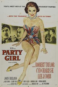 Party Girl - 11 x 17 Movie Poster - Style A