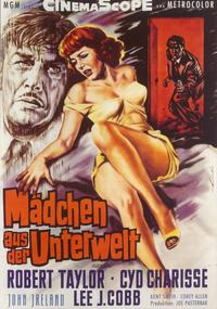 Party Girl - 11 x 17 Movie Poster - German Style B