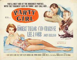 Party Girl - 11 x 14 Movie Poster - Style B