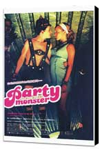 Party Monster - 27 x 40 Movie Poster - Japanese Style B - Museum Wrapped Canvas