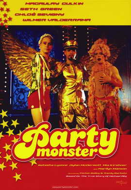 Party Monster - 11 x 17 Movie Poster - Style A