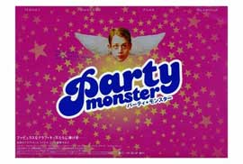 Party Monster - 27 x 40 Movie Poster - Japanese Style A