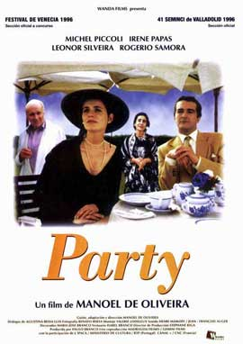 Party - 11 x 17 Movie Poster - Spanish Style A