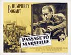 Passage to Marseille - 11 x 17 Movie Poster - Style A
