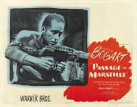 Passage to Marseille - 30 x 40 Movie Poster UK - Style A