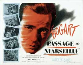 Passage to Marseille - 22 x 28 Movie Poster - Half Sheet Style A
