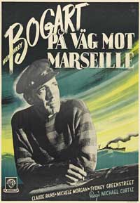 Passage to Marseille - 11 x 17 Movie Poster - Swedish Style A