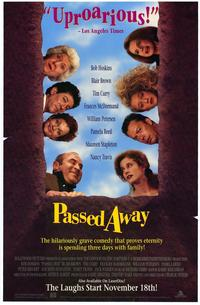 Passed Away - 27 x 40 Movie Poster - Style A