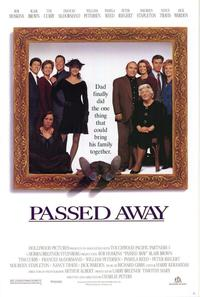 Passed Away - 27 x 40 Movie Poster - Style B