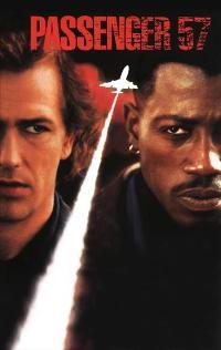 Passenger 57 - 11 x 17 Movie Poster - Style B