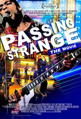 Passing Strange - 11 x 17 Movie Poster - Style A